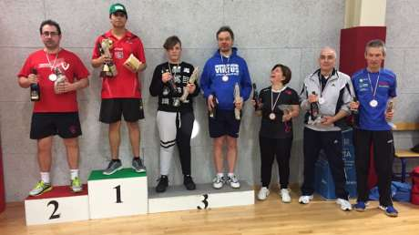 Torneo Open - Manzolino 28/1/2018