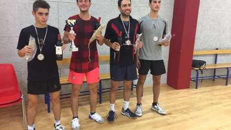 Torneo 4° e 6° Cat. - Manzolino 16/9/2018