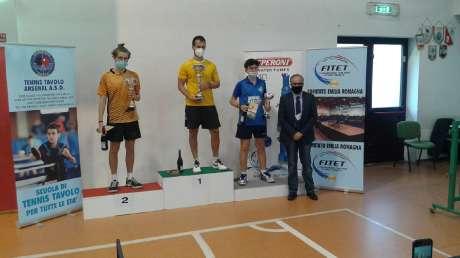Torneo Regionale 4° categoria/assoluto - Cadelbosco di Sopra (RE) 18/10/2020
